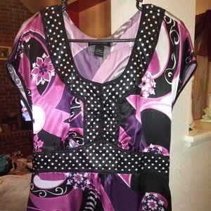 Dress ladies blouse